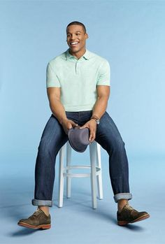 The ESQ: Cam Newton on His New Clothing Line - Cam Newton Interview - Esquire