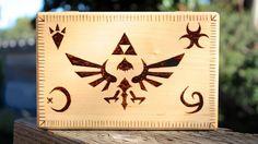 10 Zelda Themed Projects to Get You into DIY #diy #zelda #art #design #inspiration #gaming #gamers #nerd #geeky #artsandcrafts #project