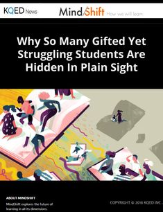 Why So Many Gifted Yet Struggling >> Pinterest