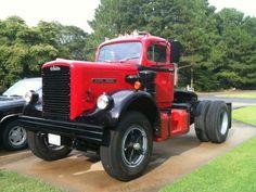 Explore John Robertson's photos on Photobucket. Big Rig Trucks, Hot Rod Trucks, Cool Trucks, Lifted Trucks, Semi Trucks, White Tractor, White Truck, Antique Trucks, Vintage Trucks