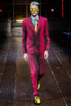 Moschino Menswear F / W 2016 London | GRAVERAVENS