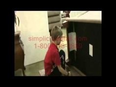 8 Year Old Assembles a Simplicity Sofa in less than 5 Minutes - YouTube