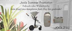JOOLZ Sommeraktion! Kaufen Sie ein Joolz Day Kinderwagen Set oder Joolz Earth Set und erhalten Sie einen Joolz Fußsack oder Joolz Wickeltasche GRATIS dazu. Das Angebot ist nur gültig bis zum 31. Juli 2013     #Joolz #Earth #Edition #Sale #Aktion #Sonderangebot #Kinderwagen