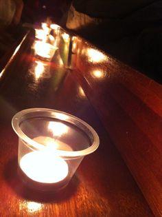 부활은 촛불과 같다.