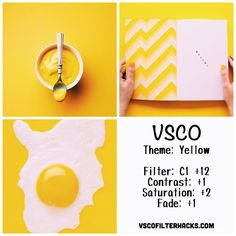 Create beautiful feed with the help of these Instagram feed ideas using free VSCO filter.