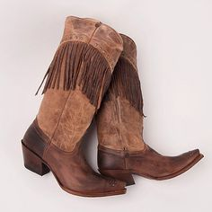 Tony Lama Women's Mosto Tucson Boot #countryoutfitter #tonylama #fringeboots #cowgirlboots #getyourfringeon Free Shipping in lower 48. Click the link in our bio to buy it now!