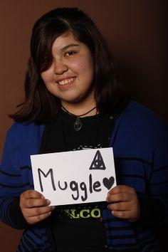 Muggle, Ana Torres, Estudiante, UANL, Guadalupe, México