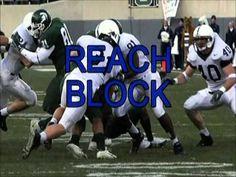Penn State Defensive Line Drills Part 4