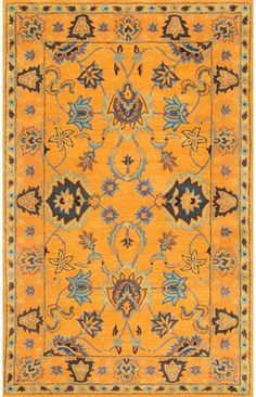 Rugs USA - Area Rugs in many styles including Contemporary, Braided, Outdoor and Flokati Shag rugs.Buy Rugs At America's Home Decorating SuperstoreArea Rugs Yellow Rug, Orange Rugs, Floral Bedding, Rectangle Area, Gold Rug, Magic Carpet, Rugs Usa, Buy Rugs, Contemporary Rugs