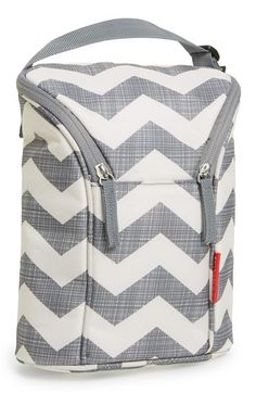 #grey chevron double bottle bag @Nordstrom  http://rstyle.me/n/jpq2hr9te