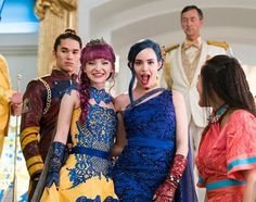 New Descendants 2 Behind The Scenes. #Descendants2