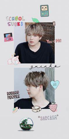 Min Yoongi Bts, Min Suga, Bts Taehyung, Min Yoongi Wallpaper, V Bts Wallpaper, V Bts Cute, I Love Bts, Foto Bts, J Hope Twitter