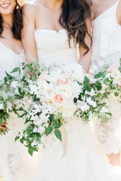 Wedding Bouquets :     Picture    Description  Bouquets of pretty: www.stylemepretty…   Photography: Kate Holstein – www.kateholstein….    - #Bouquets https://weddinglande.com/accessories/bouquets/wedding-bouquets-bouquets-of-pretty-www-stylemepretty-photography-kate-holstein-www-kate/