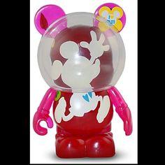Disney Vinylmation- I Love Mickey Series- Pink