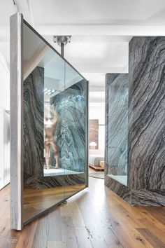 A Chelsea Apartment With a Touch of Voyeurism