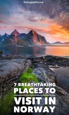 7 Amazing Places You Have To Visit In Norway! - Hand Luggage Only - Travel, Food & Photography Blog