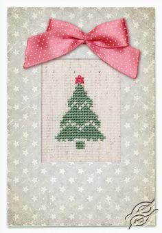 Christmas Tree - Cross Stitch Kits by Luca-S - SP040