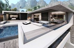 RONTREE ESTATE | CAMPS BAY : PORTFOLIO : Greg Wright Architects - Architectural Firm in Cape Town, South Africa