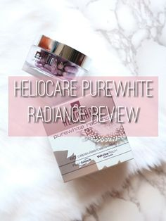 Heliocare Purewhite Radiance Review | Makeup in Manila