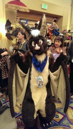 Bat Fursuit