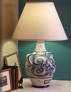 Vietri Lamps #IrresistiblyItalian