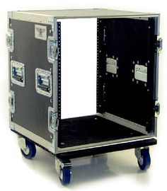 EWI RU Series Road Cases