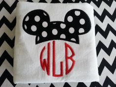 Boys, Toddler Boys, Children's Appliqued, Monogrammed, Personalized Mickey  Mouse Hat, Ears White Cotton Shirt, Sizes 12mo-6yrs. on Etsy, $22.00