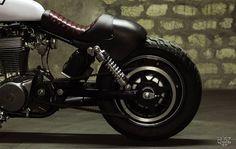 Suzuki Savage Bobber by HUSZ | Gear X Head
