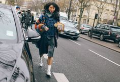 Phil Oh's Best Street Style Pics From the Paris Men's Shows