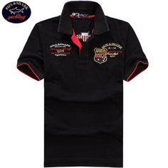 PAUL & SHARK Shark Man, Ralph Lauren Uk, Paul Shark, Camisa Polo, Men Wear, Men's Polo, Polo Shirts, Dress Codes, Wardrobes