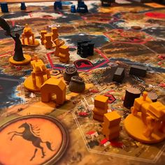 Scythe! The faction is on the move with Zehra & Kar leading the way!
