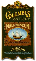 Columbus Antique mall- remember customer appreciation days- 20% off, periodically throughout the year... Just missed August!