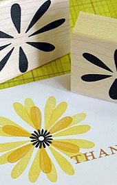 Rubber stamping and handmade card ideas