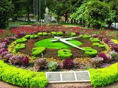 Minas Gerais - Relógio das flores, Poços de Caldas-MG