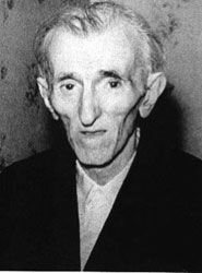 Nicola Tesla old