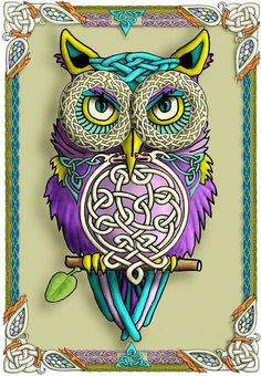 Diamond Painting Cross Stitch Diy Diamond Embroidery Color Owl In The Garden  Square Drill Diamond Mosaic Pasted Needlework