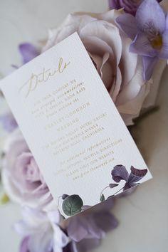 WEDDING INVITATIONS calligraphy 06/botRC/z