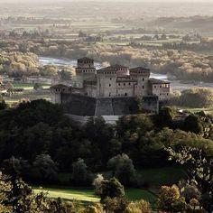 Castle of Torrechiara, Parma