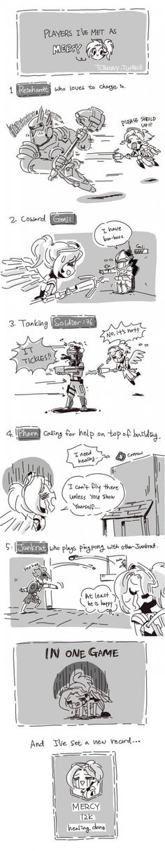 I as a mercy main...can understand !