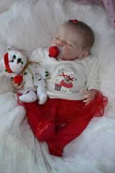 ~*Katescradles*~ Reborn Baby Doll ~ KATE by Marissa May ~ Ready for CHRISTMAS !