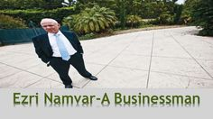 Born in Circa, Ezri Namvar is a business and philanthropist par excellence who has always contributed for the betterment of society with his charitable endeavors. Visit https://www.slideshare.net/EzriNamvar/ezri-namvar-77412263