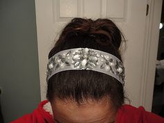 Beaded Headband # DIY Headband