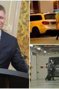 Krátko pred vraždou Kuciaka Ficovi ochrankári priviezli do vládneho hotela dve slečny