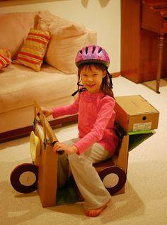 30 best diy cardboard toys