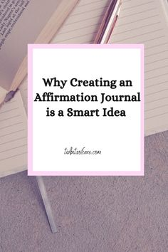Learn how I created an affiramtion journal to support my mental health and why I think this is great self care. Good Mental Health, Stress Management, Stress And Anxiety, Self Care, Lifestyle Blog, Letter Board, Affirmations, Journal, Learning