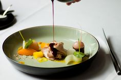 You will find Michelin-star restaurant Sense across from Het Noordbrabants Museum, at walking distance from St. John's Cathedral, on the Verwerstraat in 's-Hertogenbosch (also known as Den Bosch).