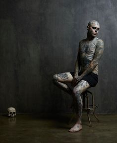 Check out Full Body Tattoos! We think #7 is awesome!
