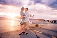 Kelowna-airport-engagement-session_airplane-portraits_93_by-Kevin-Trowbridge