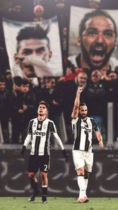 Paulo Dybala & Gonzalo Higuain   Juventus 2016/2017