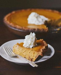 Ah, pumpkin pie — that most quintessential of Thanksgiving desserts